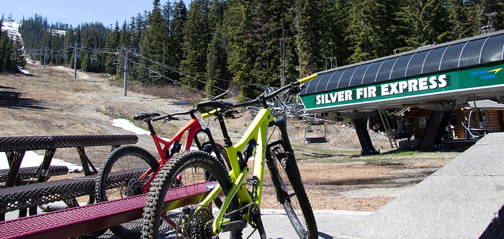 Summit Mountain Bike Park Update